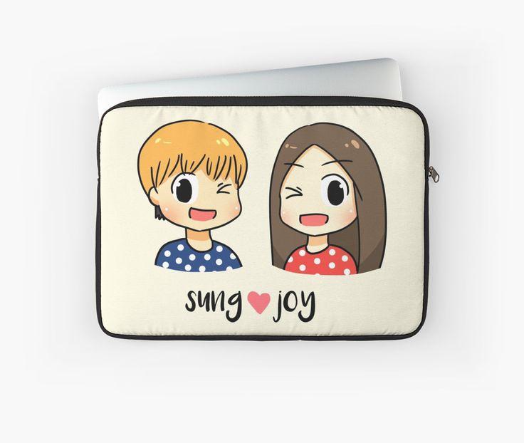 Sungjoy laptop sleeve for Sungjae Joy fans! Click the picture above!
