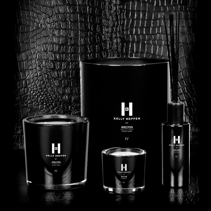 Kelly Hoppen by Welton Parfums Candle No.2 - Small