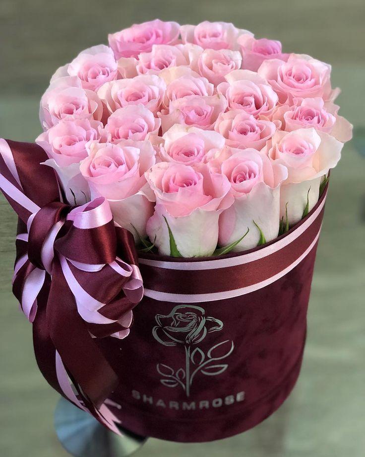 красивый букет роз с поздравлением всегда была одним