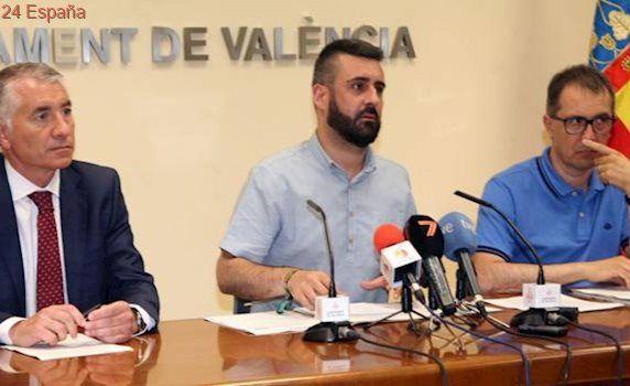 Así son las preguntas políticas de una encuesta del Ayuntamiento de Valencia que ha indignado a los falleros