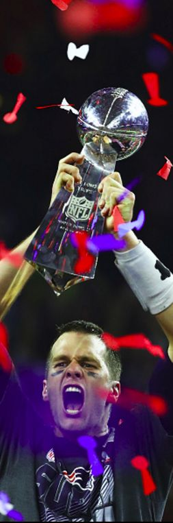 Tom Brady Super Bowl LI MVP. #patriots #falcons #NFL #superbowl