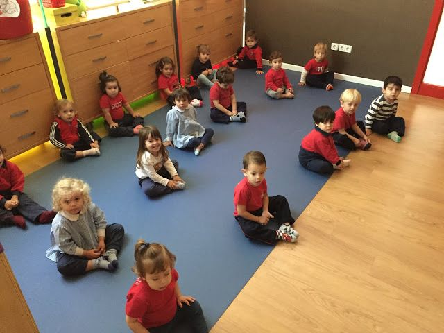 Escuela Infantil Bilingüe CARTUJA: Yoga para niños