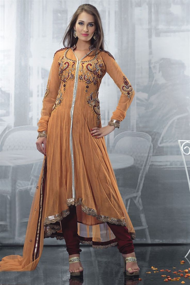 1000  images about Best Anarkali Dress Designs For Girls on ...