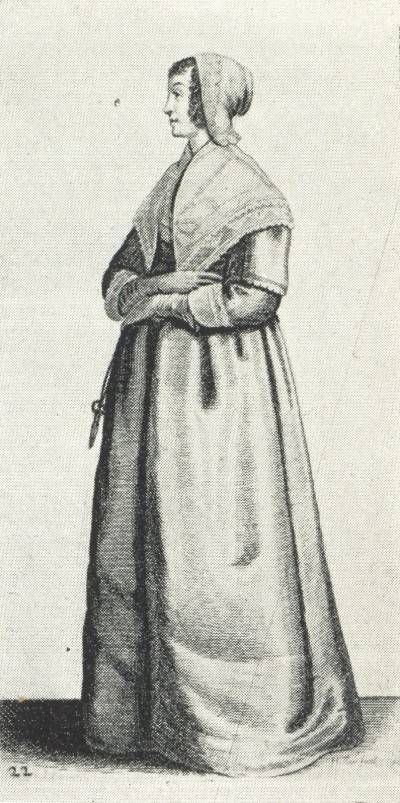 Women's Fashions of the 17th Century | Fashion, Women's ...