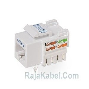 Belkin Cat.5e Keystone Jack Network Connector
