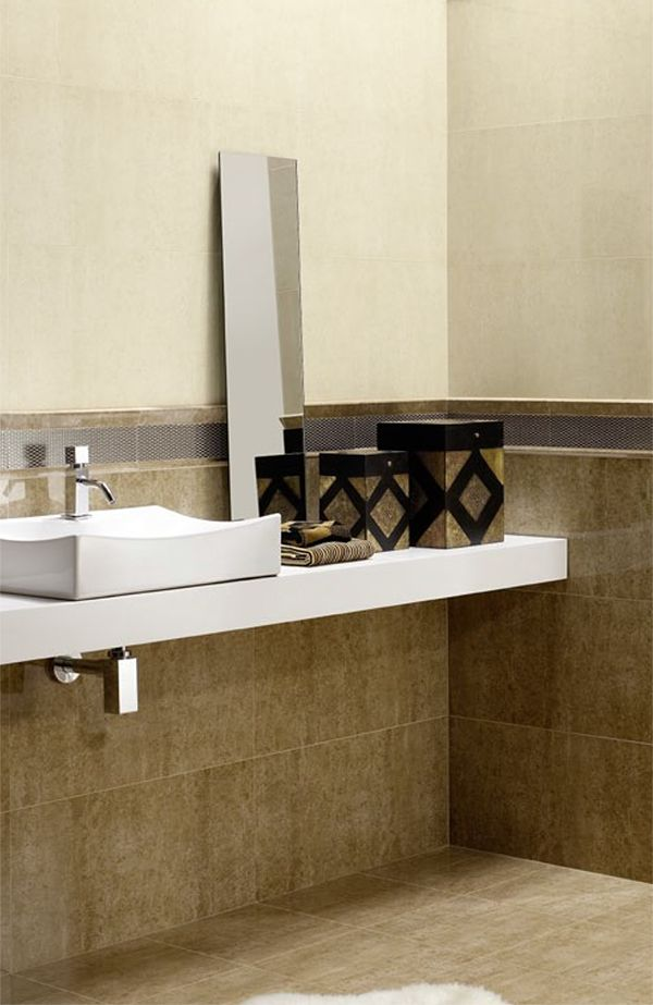Elegant Brown Bathroom Tiles Dark Brown Bathroom Black Tile Bathrooms Ceramic