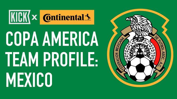 Mexico: Copa America Team Profile - http://tickets.fifanz2015.com/mexico-copa-america-team-profile/ #Football