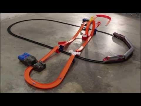 hot wheels adventures - YouTube #hotwheels #track #train #jump #cars #funny #movie #toys