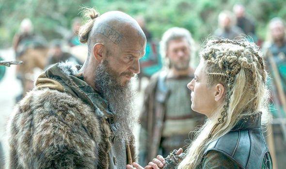 Yo Lucharé Contigo Rey Ragnar Vikingos Temporada 5 Temporadas