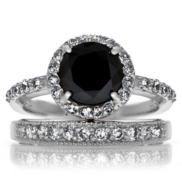 31 Beautiful Fake Diamond Wedding Rings That Look Real High Quality Cubic Zirconia