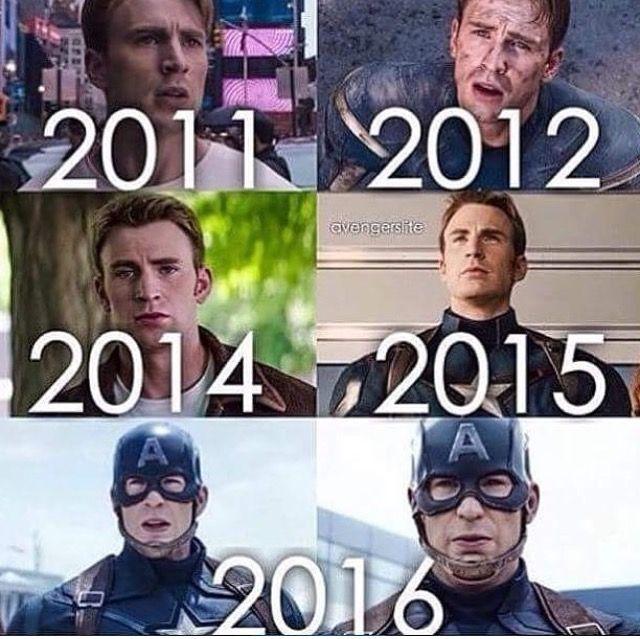 Post-Capsicle Steve