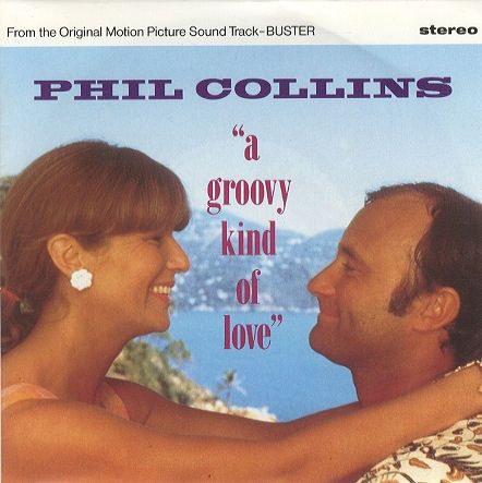 A Groovy Kind Of Love - Phil Collins (Virgin) No. 1. (1988) Peter Kay's Car Share Series 2