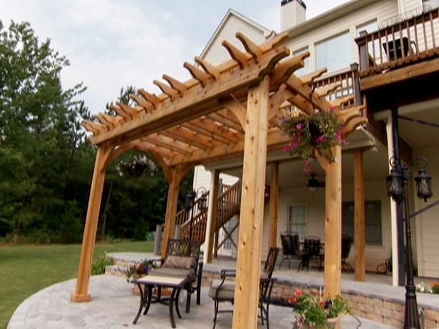 8 best pergloas images on pinterest garden ideas landscaping and build a pergola that is perfect for your backyard with these do it yourself pergola ideaspatio solutioingenieria Gallery