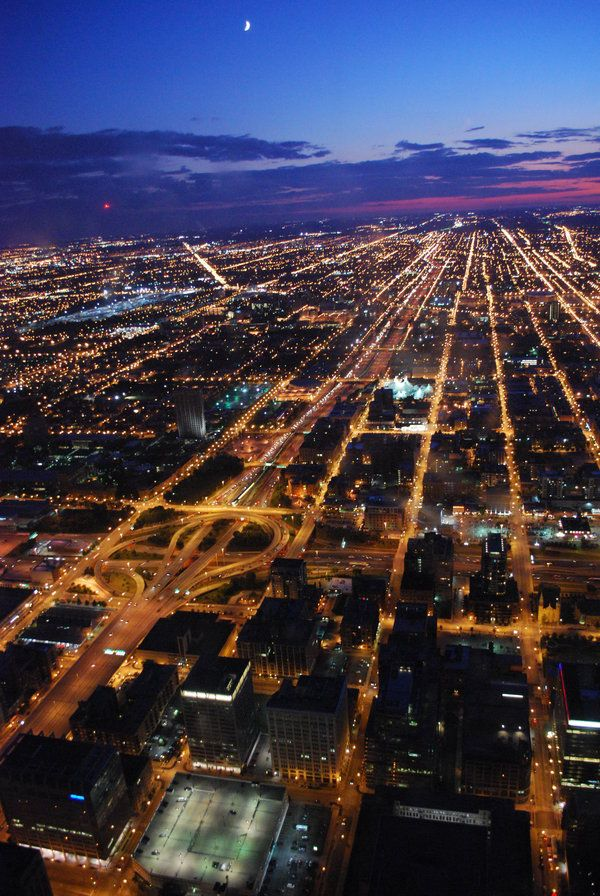 chicago landscape   #followme
