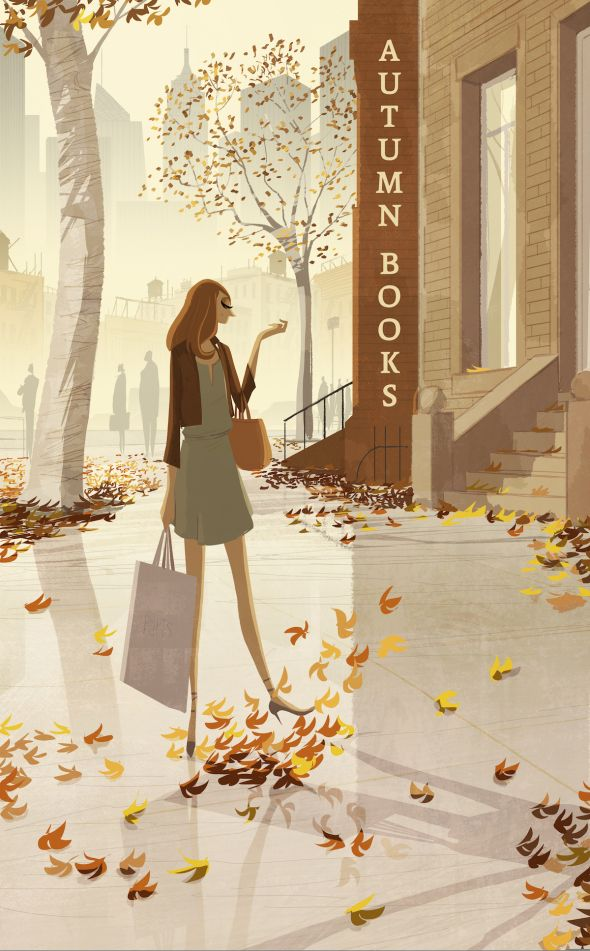 """Autumn Books"" - Wall Street Journal @WSJ"