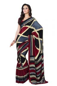 Excellent Beige, Grey, Maroon and black color Cotton Saree Online Shopping #SareeCatalog #SareeSeller #SareeReseller #WholesaleSaree #SareeWholesaler #SareeManufacturer