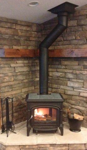 Best 25+ Wood pellet stoves ideas on Pinterest   Pellets for ...