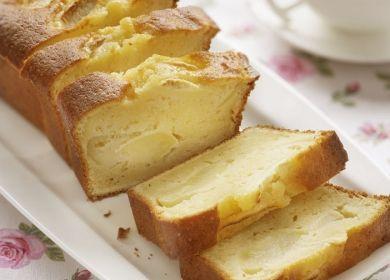 Yoghurtcake met appel | I Love Baking - Imperial