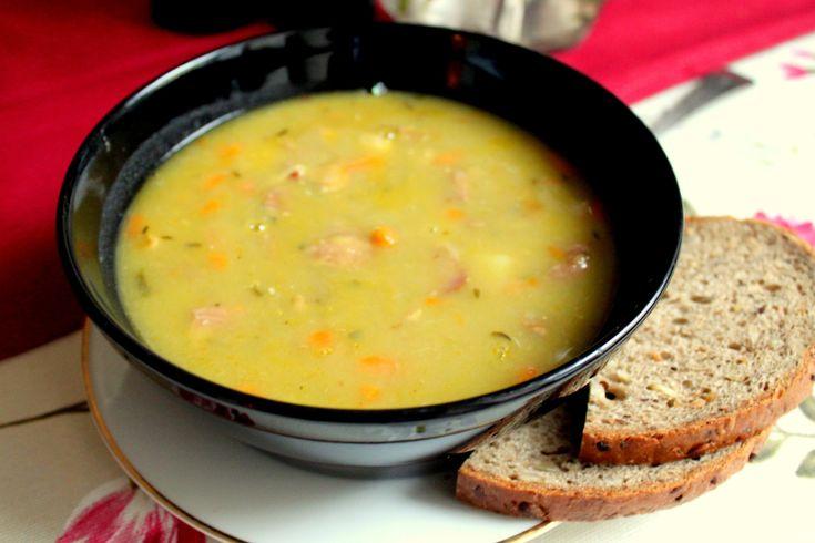 Гороховый суп мультиварке панасоник 18
