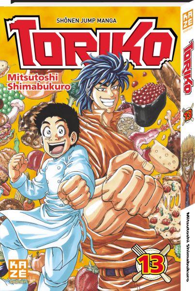 Toriko et Komatsu découvrent enfin la Pousse d'Ozone, la reine des légumes ! Mais la pousse refuse de se laisser manger malgré tous les efforts déployés par de Toriko qui, une fois n'est pas coutume, se retrouve à court d'idées… De son côté, Komatsu opte pour une technique plus posée en s'efforçant d'écouter la voix des ingrédients. Suite à cette chasse et convaincu de la grande valeur du jeune cuisinier, Toriko lui propose de le rejoindre dans la plus grande des aventures !