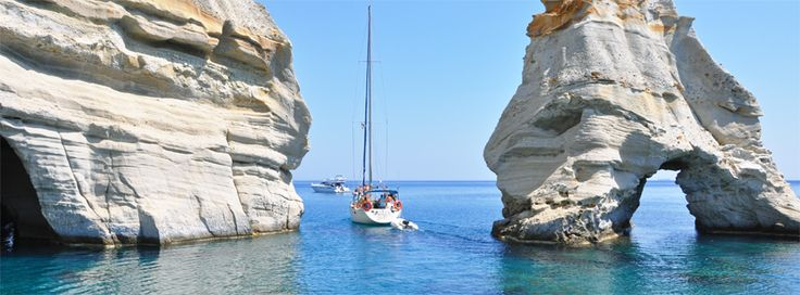 North Milos Cruise - Polco Sailing