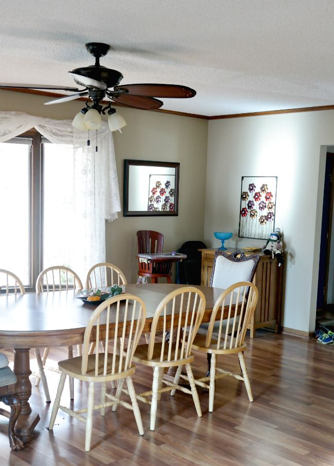 Room Makeover Inspiration And Two Hunter Ceiling Fan Give Aways