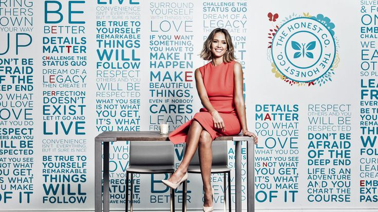 How Jessica Alba Built A $1 Billion Company, And $200 Million Fortune, Selling Parents Peace Of Mind - Forbes