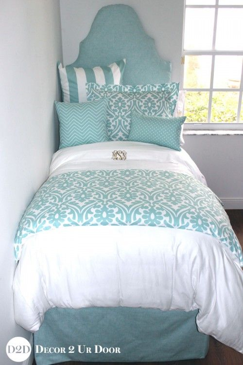 This Designer Custom Dorm Bedding Set Is One Of Our All Time Part 45
