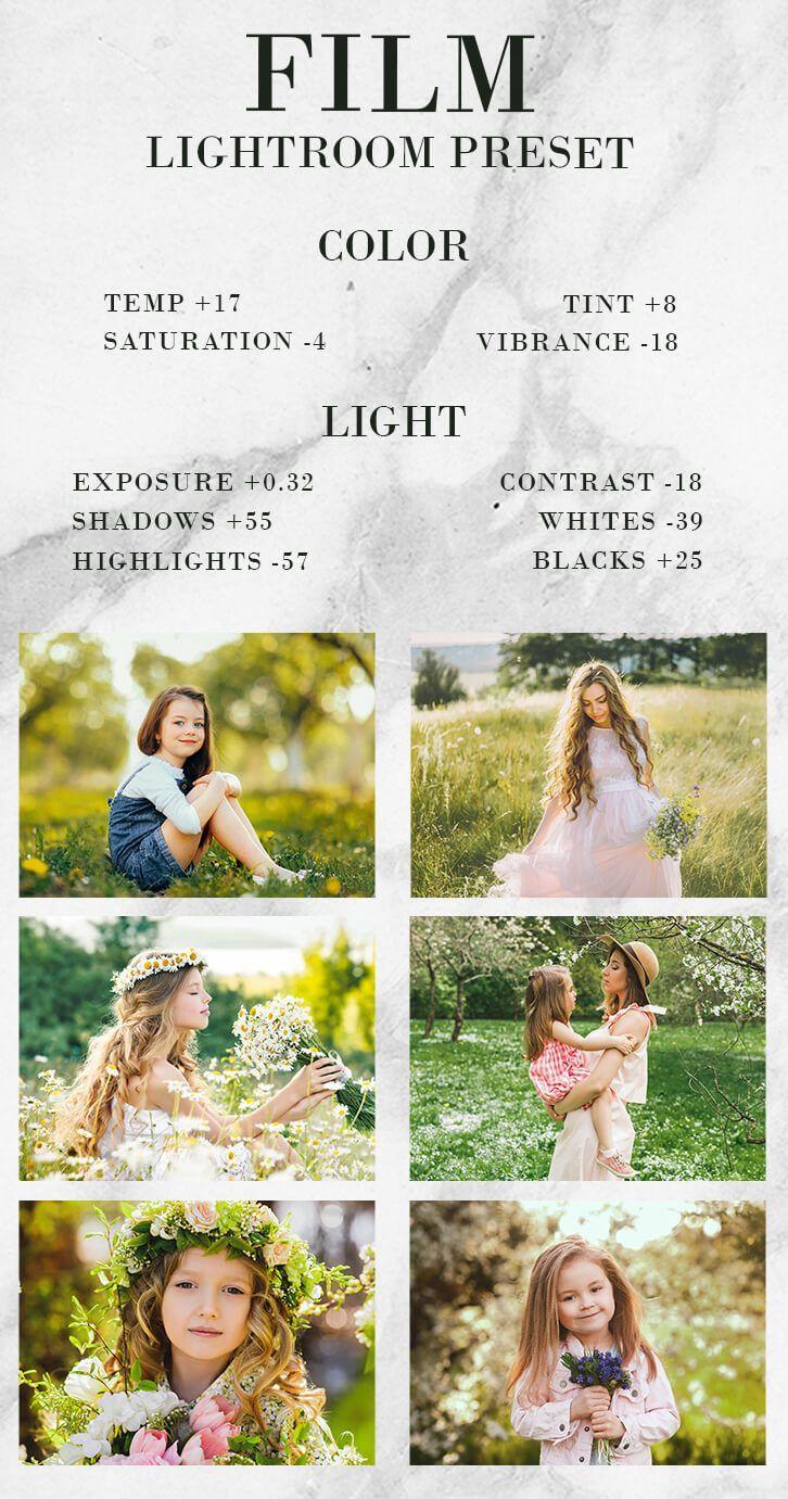 Free Lightroom Mobile Presets Download   Color Film in 20   Film ...