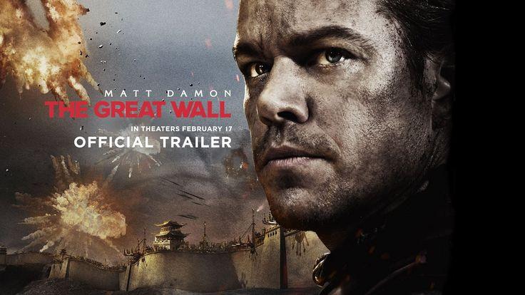 Matt Damon, Pedro Pascal, Willem Dafoe, Yimou Zhang, The Great Wall (2016), CINE ΣΕΡΡΕΣ,
