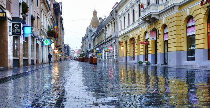 Oradea, Calea Republicii