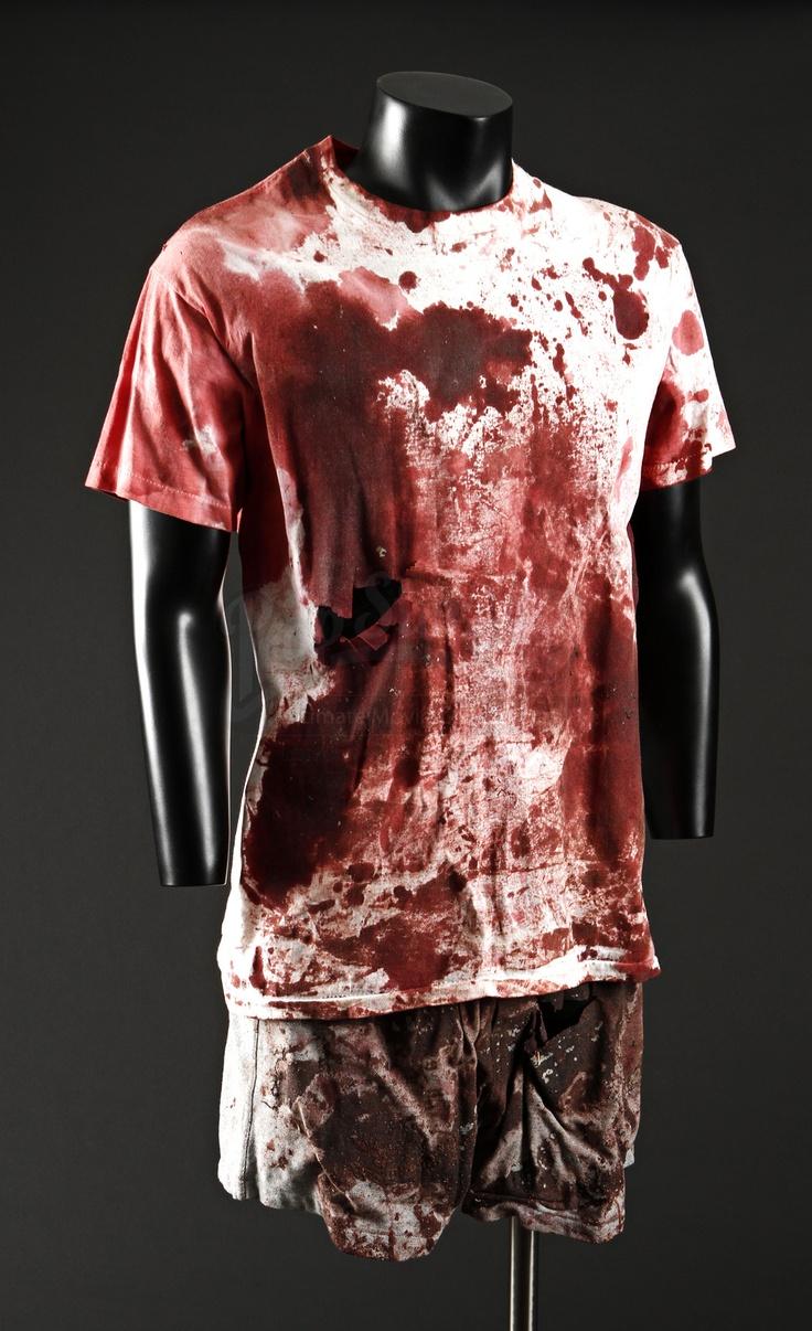 Original Jigsaw (Tobin Bell) Costume from Saw