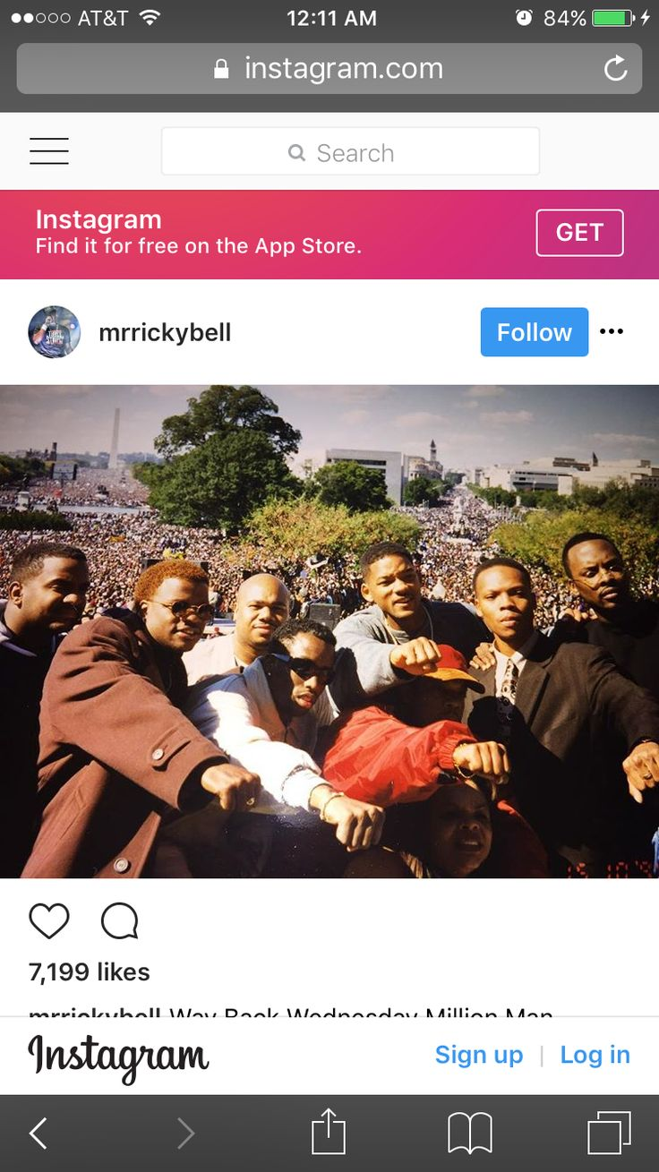 BBD, Jazzy Jeff and Fresh Prince, Alphonso Roberio Million Man March