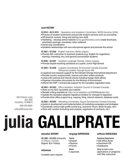 Best Resume Design Ideas Images On   Design Resume