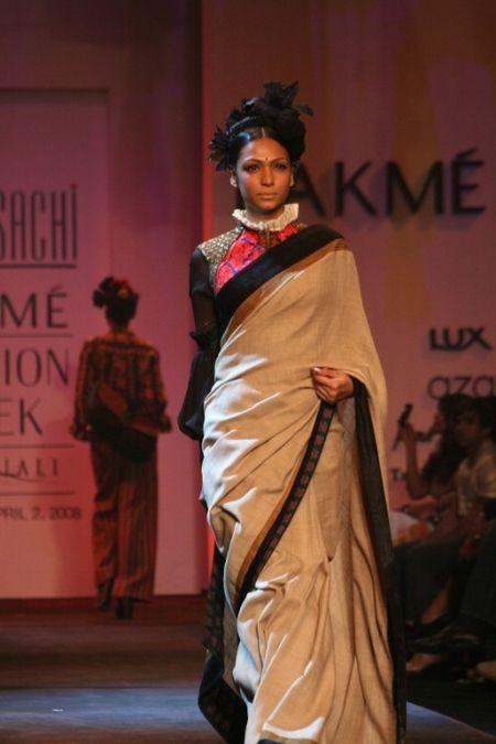 Sabyasachi Mukherjee saree