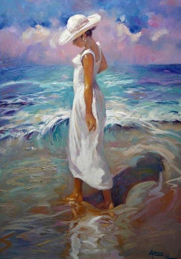 **Antonio Duarte - Portuguese Painter **