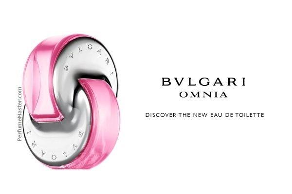 Bvlgari Omnia Pink Sapphire New Perfume Perfume News Bvlgari Perfume Pink Sapphire