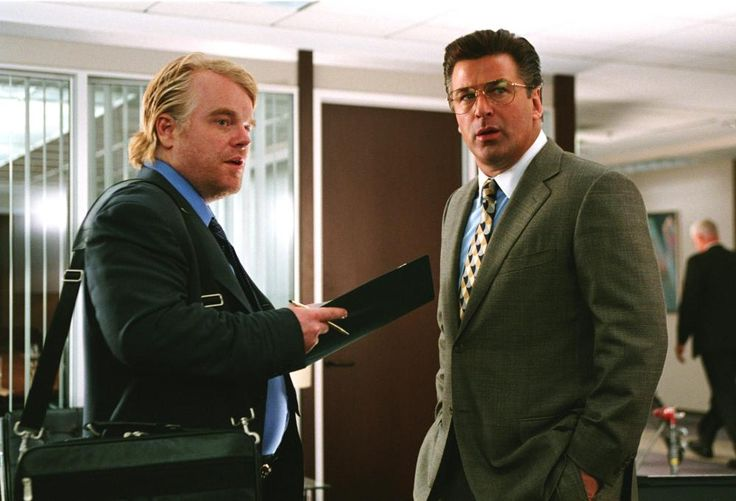 Philip Seymour Hoffman in 'Along Came Polly'