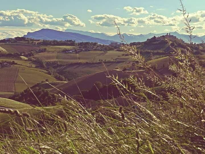 Panorama piceno - Ascensione - Cossignano -Marche - Italy  Ph. Gianluca Trionfi