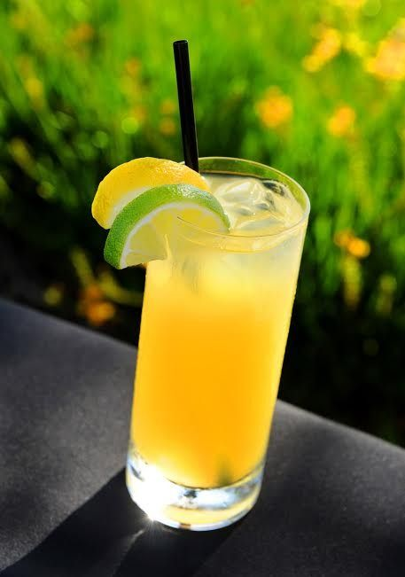 Cocktail Recipe: Sawgrass Splash - Signature Cocktail of THE Players Championship