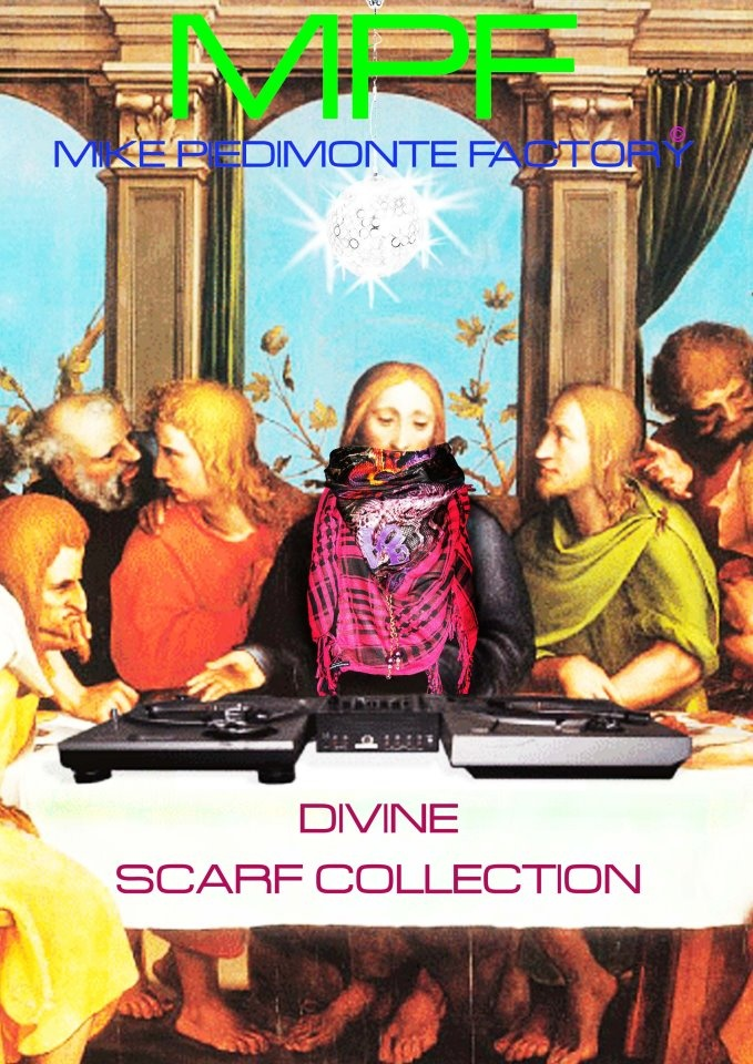 °*DIVINE*° SCARF COLLECTION
