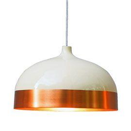 Innermost Glaze Large Pendant Light
