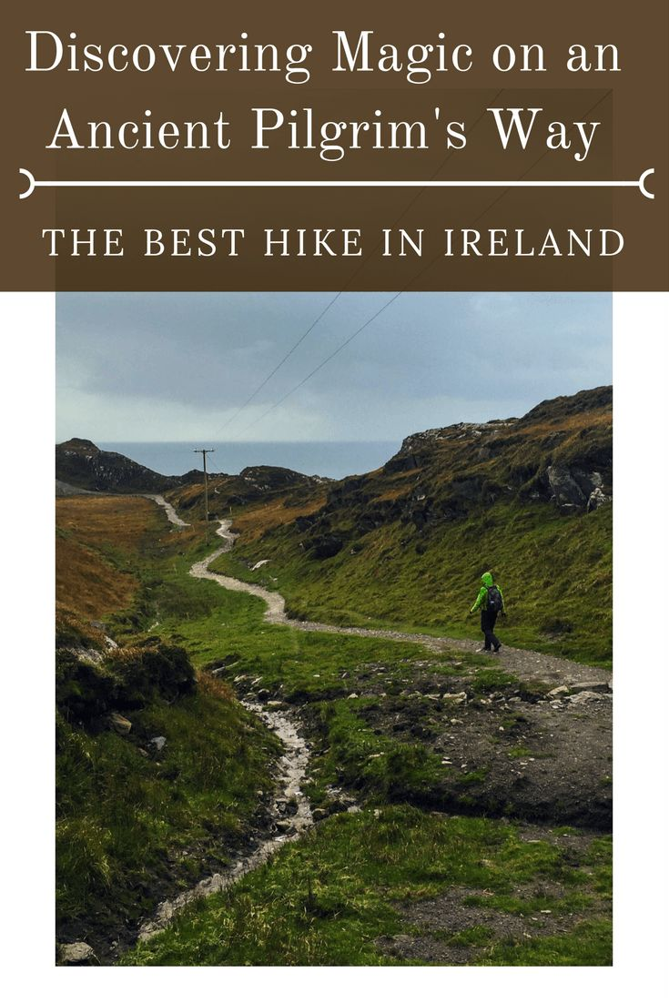 Hiking in West Cork, Ireland is the perfect way to get back to nature and experience all that Ireland has to offer.