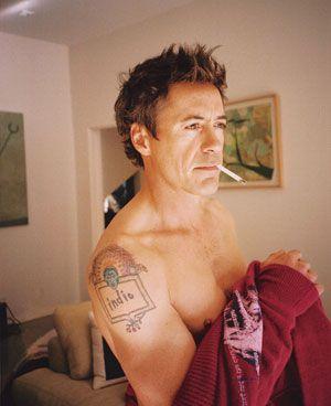 Robert Downey Jr - ★ ☆ Poяquє иos encantan los hombrєs guaρos ☆ ★