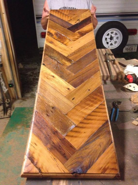Reclaimed Wood Table Top Wood Table Top Bar Top Counter Etsy