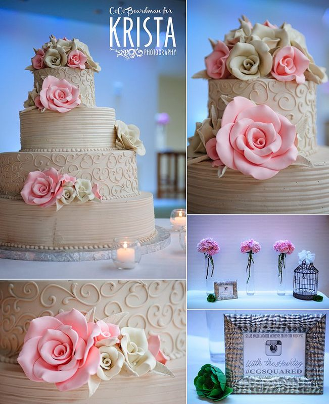 Wedding Cakes By Konditor Meister Beautiful Cake At This Boston Seaport Hotel Krista Photography