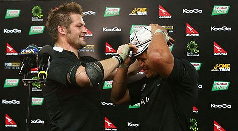 Experienced players. Keven Mealamu. Hooker. 100 Test Club