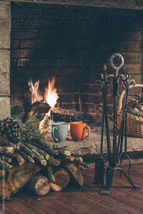 #Cheminee #Fireplace