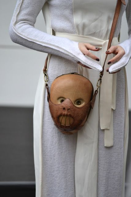 Hannibal Lecter purse...