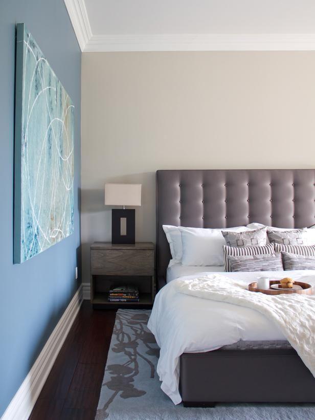Soothing Blue Bedroom Calming Sea of Blue